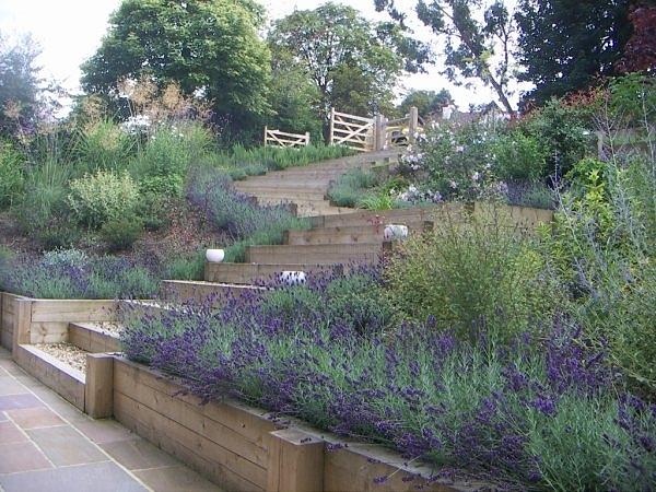 Posillipo giardinaggio servizi for Aiuole in legno